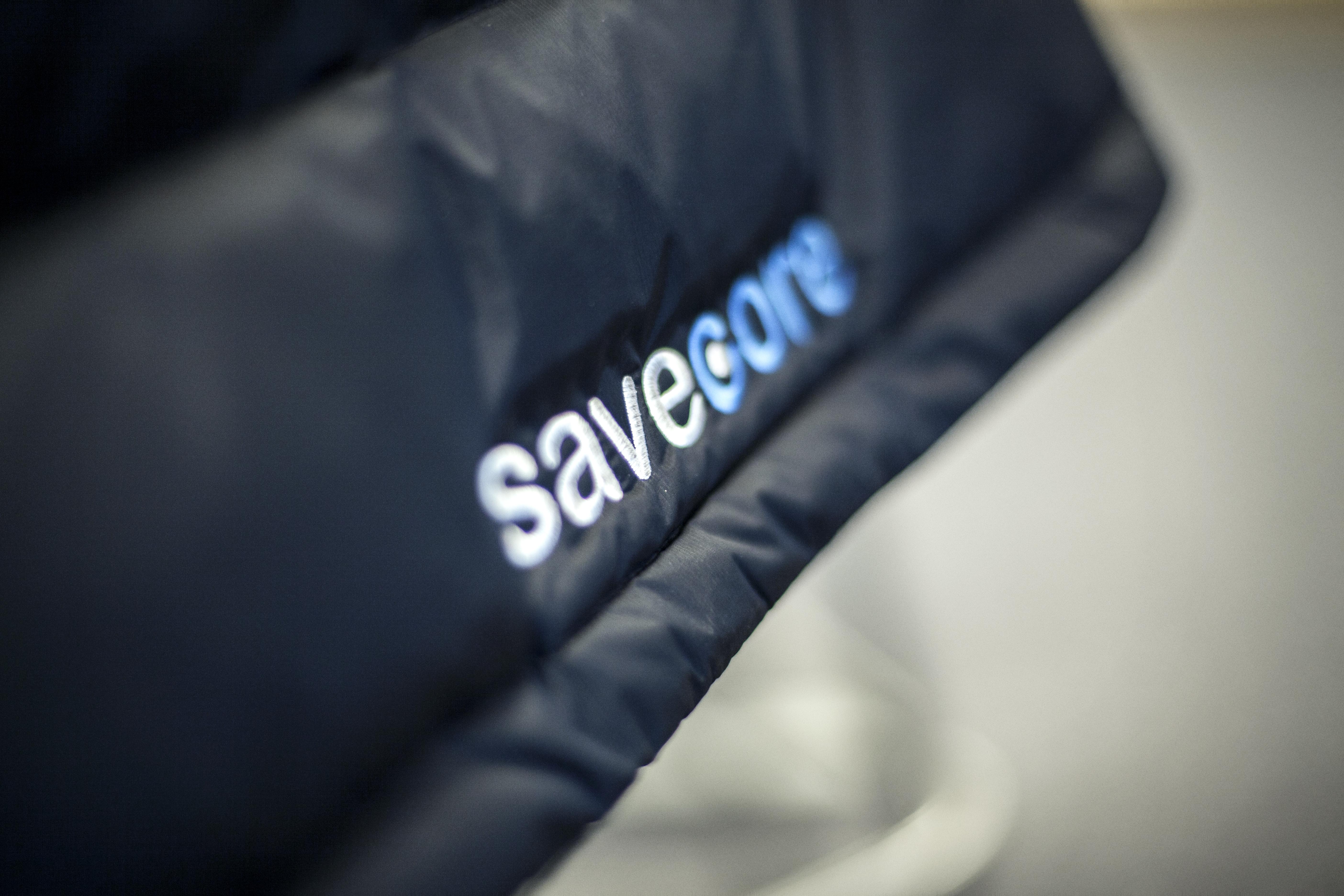 Savecore har fått ett ansiktslyft