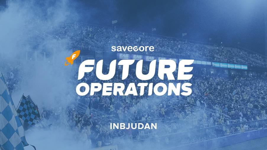 Vi presenterar framtidens tjänster…